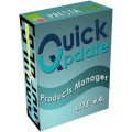 QuickUpdate Products Manager LITE